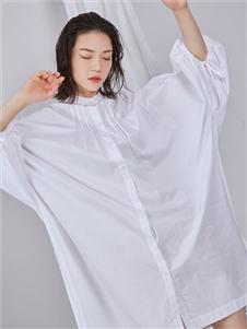NIIJII设计师女装个性衬衫