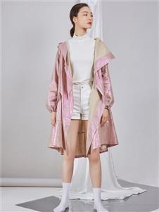 NIIJII设计师女装时尚外套