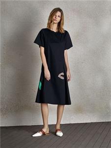 南耳2020春夏款連衣裙