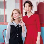 多年发展打造实力品牌 布根香女装演绎时尚经典