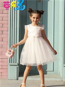 芭乐兔女童夏款连衣裙