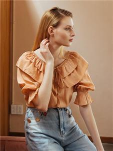 木丝语夏装衬衫