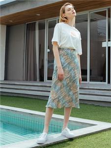 木丝语女装木丝语半裙