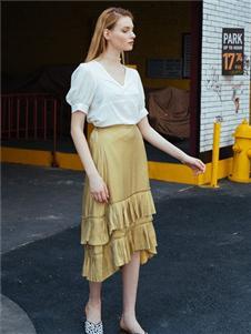 木丝语女裙