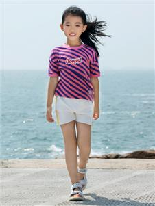 红蜻蜓2020夏季新款童装