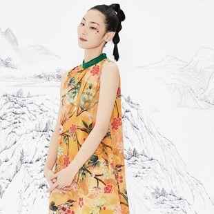 中国风女装品牌哪家强?见花开女装怎么样?