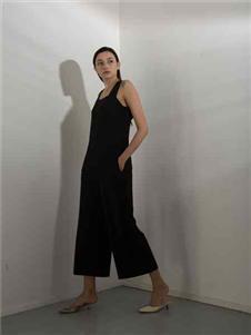 阿莱贝琳2020无袖连体裤