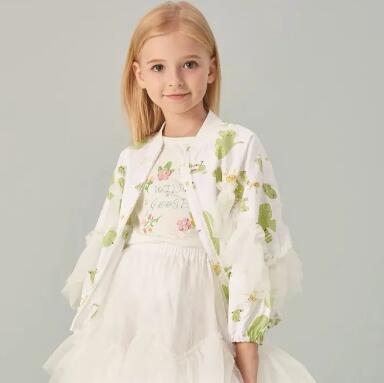 金果果梦想童装:女孩和她的裙子们