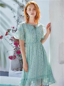 戈蔓婷Gemanting夏季新款时尚女装