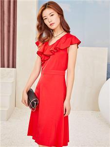 迪笛歐2020春夏新款女裝