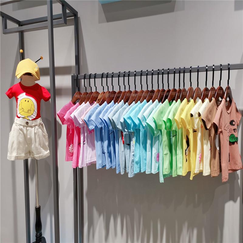 時尚倫莎童裝品牌折扣貨源