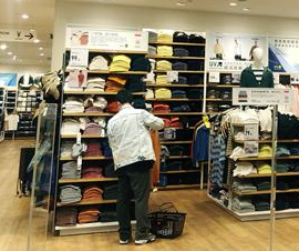 优衣库柳井正:中国门店目前只恢复了60-70%