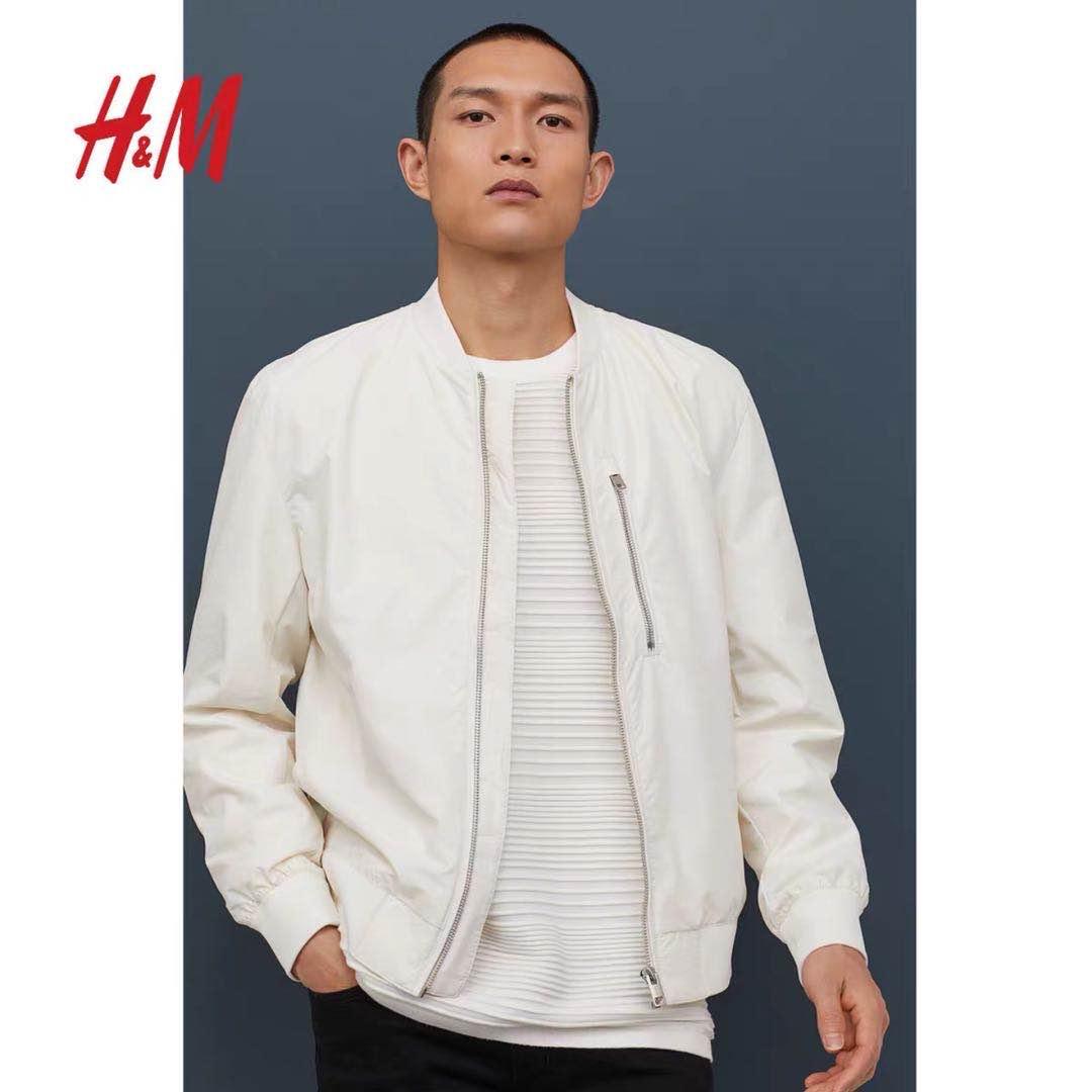 大型真香现场!这一季的H&M工装风走心了