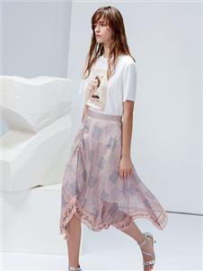 雪歌XG女士半裙