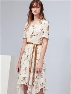 雪歌XG2020夏装女裙