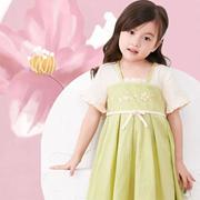 DMST德蒙斯特夏上新丨小小仙女的夏日裙装已就位