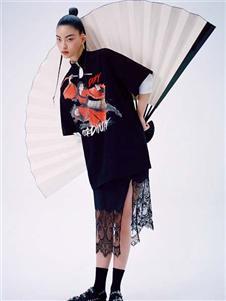 太平鸟女装春款连衣裙