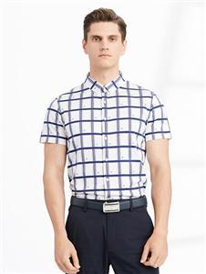 沙驰国际男装沙驰国际2020新款polo衫