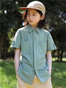 玛米玛卡童装玛米玛卡浅色衬衫