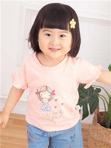 西瓜太郎女童T恤
