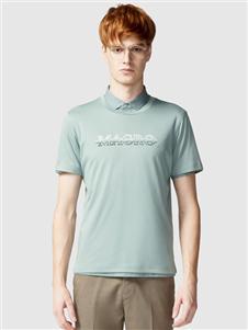 步森男装步森衬衫领T恤