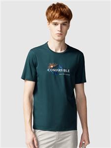 步森男装步森短袖T恤