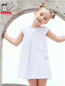 巴布豆童装巴布豆女童裙子