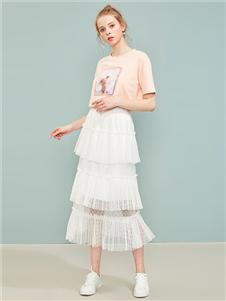 诺蔓琦女装诺曼琦时尚半身裙
