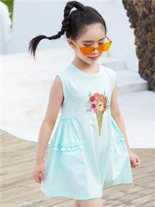 玛玛米雅女童裙