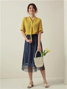 优美世界女装UMISKY优美世界新款半身裙