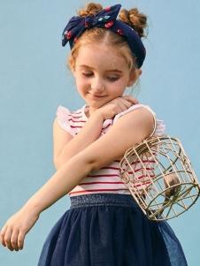 小猪班纳女童可爱上衣