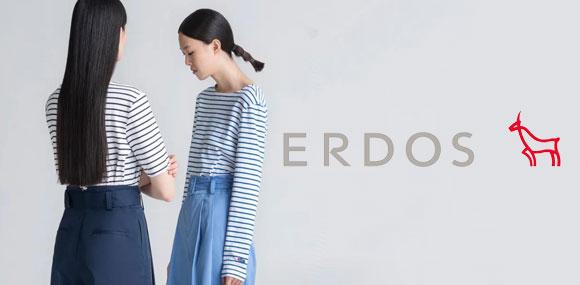 鄂爾多斯erdos-jeans  時裝行業的品牌