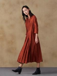 例外女装例外连衣裙