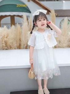 小嗨皮夏唯美裙子