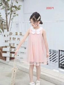 小嗨皮夏款裙子
