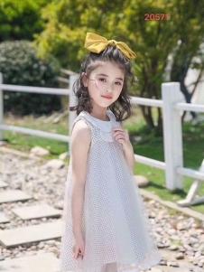 小嗨皮可爱时尚裙子