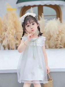 小嗨皮韩版可爱裙子