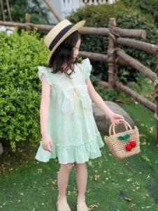 小嗨皮女童可爱裙子