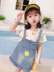 可米芽童装可米芽新款连衣裙