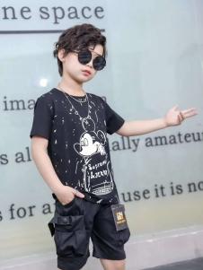 可米芽童装可米芽2020新款T恤
