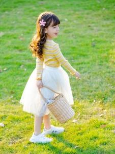 Timi Kids童装Timi Kids时尚女裙
