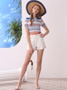 百图夏装短裤