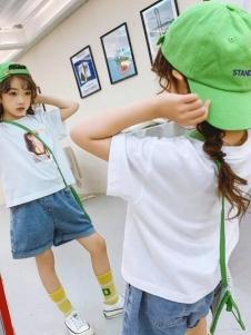 韩米娜2020夏装T恤