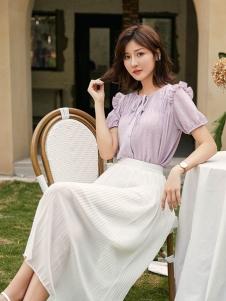 宝洛莎夏款套装裙
