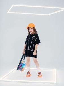 FRIVEN KIDS斐杋夏时尚裙子
