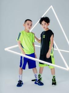 FRIVEN KIDS斐杋夏新款T恤