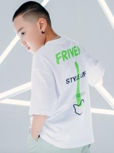 斐杋男童夏新款T恤