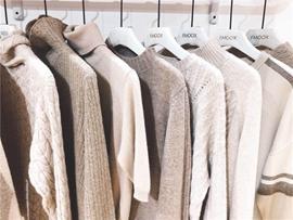 """全球服装业进入""""冰河期"""",中国市场成主要销路?"""