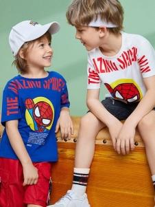太平鸟童装童装太平鸟童装夏装T恤