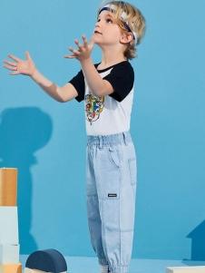 太平鸟童装童装太平鸟童装T恤